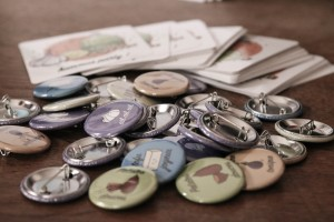 Badges et Stickers Martin Persil